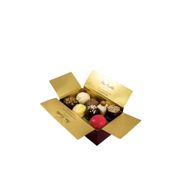 Chocolate | Praline | Chocolate box | Pralineur Van Coillie