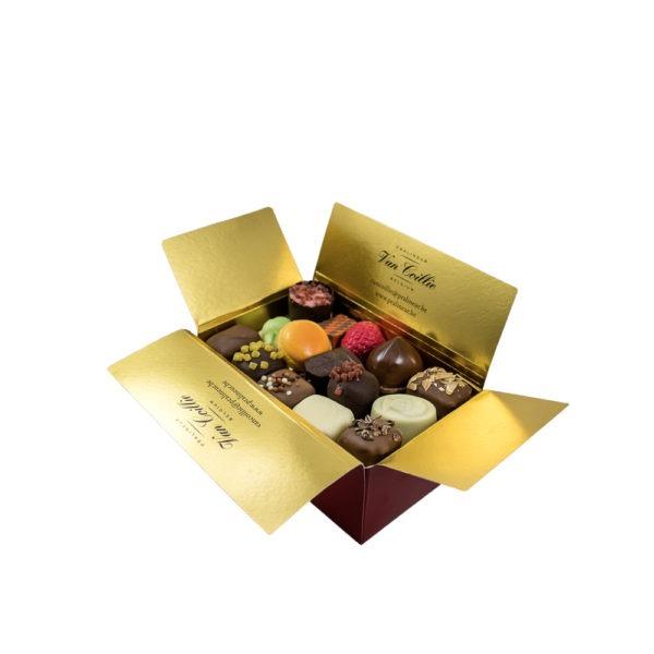 Chocolate | Praline | Chocolate box | Pralineur Van Coillie