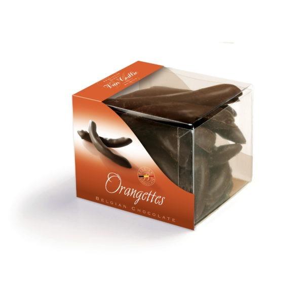Orangettes | Chocolate | Pralineur Van Coillie