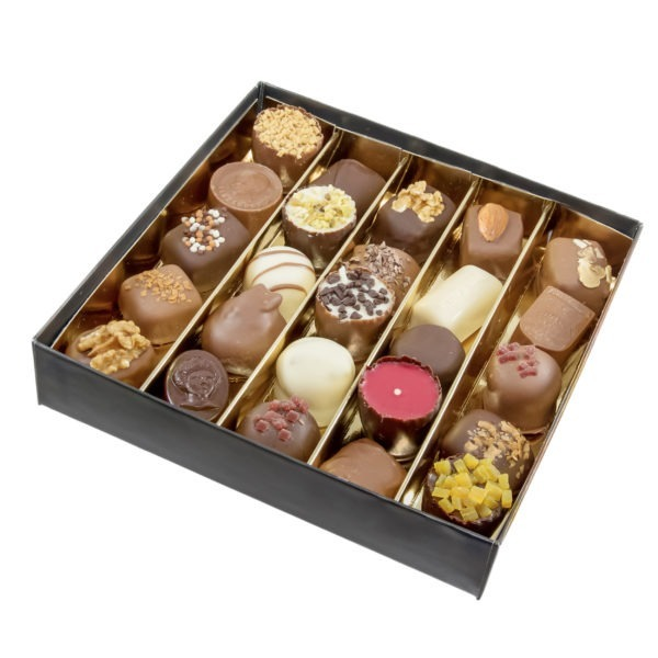 Chocolate | Pralines | Pralineur Van Coillie | Chocolate box